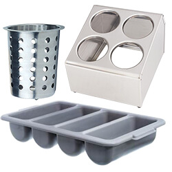 Flatware Boxes and Holders