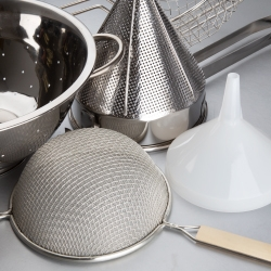 Strainers and Funnels