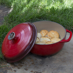 Dutch Ovens and French Ovens