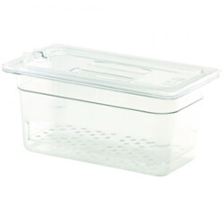 Clear Polycarbonate Food Pans