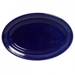 Cobalt China Platters