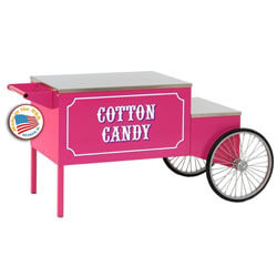 Cotton Candy Carts and Stands