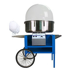 Cotton Candy Machines and Equipment