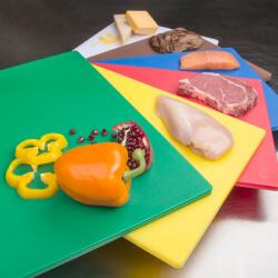 Color Coded Cutting Boards
