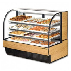 Dry-Non-Refrigerated Bakery Display Cases