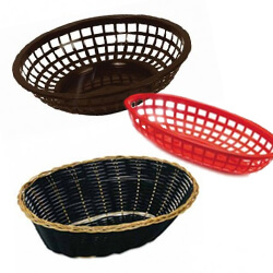Food Serving Baskets