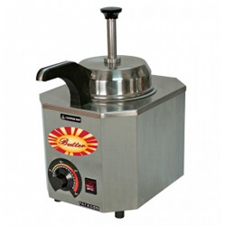 Food Topping Warmers