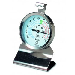 Refrigerator Thermometers and Freezer Thermometers