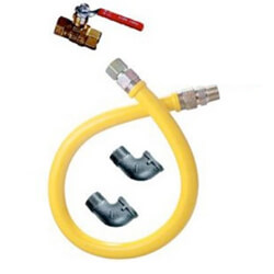 Category Commercial Gas Hoses / Gas Connectors Image