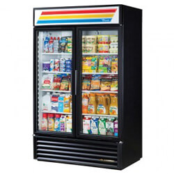 Glass Door Merchandiser Refrigerators