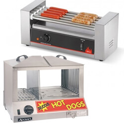 Hot Dog Machines and Equipment