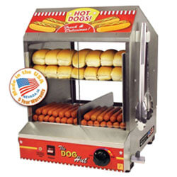 Category Hot Dog Merchandisers Image