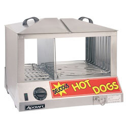 Category Hot Dog Steamers and Bun Steamers Image