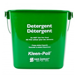 Cleaning Pails and Buckets