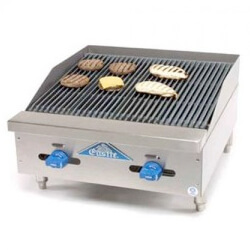 Lava Rock Charbroilers