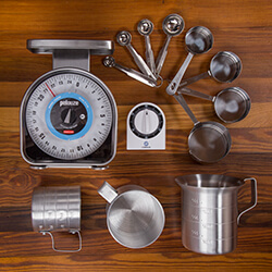 Kitchen Measuring Tools