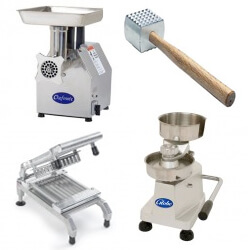 Meat and Seafood Equipment