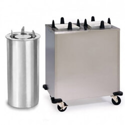 Plate Holders and Plate Dispensers