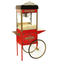 Popcorn Machines and Equipment