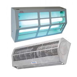 Category Food Service Air Curtains and Doors Image