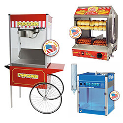 Category Concession Equipment Image