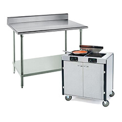 Work Tables and Equipment Stands