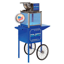 Snow Cone Machines and Equipment