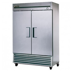 Solid Door Reach-In Refrigerators