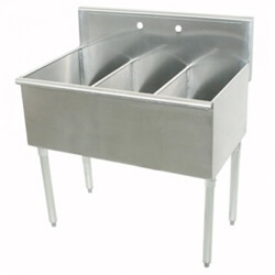 Stainless Steel Utility Sinks