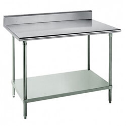 Category Stainless Steel Work Tables Image