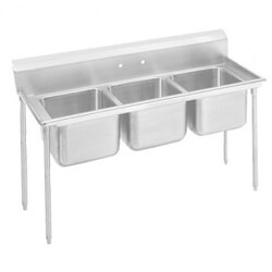 Category Three Compartment Sinks Image