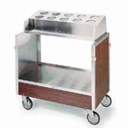 Tray and Silverware Carts