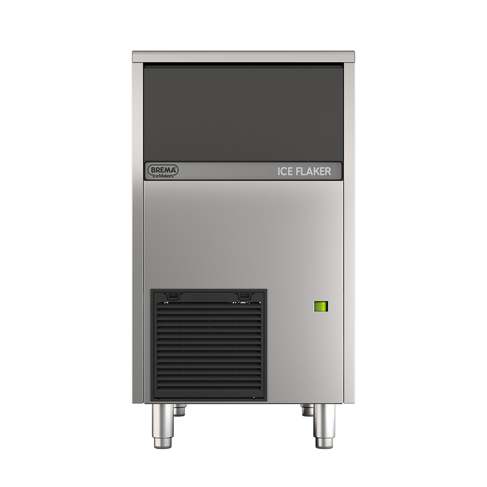 Brema Undercounter Commercial Ice Maker w/ Bin