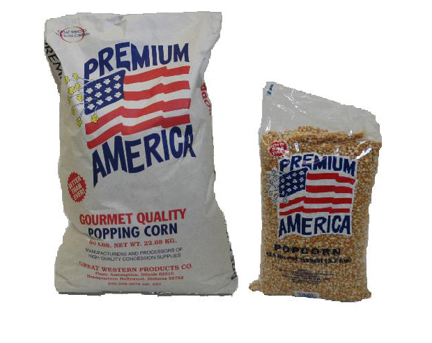 Benchmark USA Bulk Popcorn - Case of