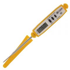 ProAccurate® Thin Tip Yellow Thermometer, -40 to +450°F