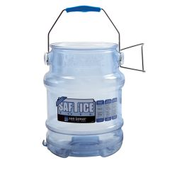 Tote Saf-T-Ice Clear Blue Shorty