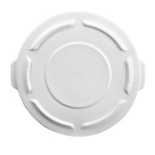 White Brute Container Lid for 10 Gallon Trash Can