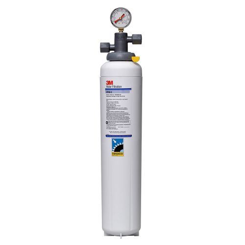 Ice Machine Water Filter System w/ Cyst and Bacteria Reduction