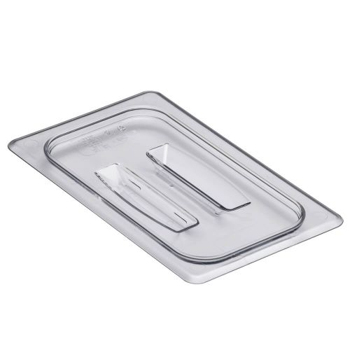 Camwear Fourth Size Cover with Handle Food Pan Lid