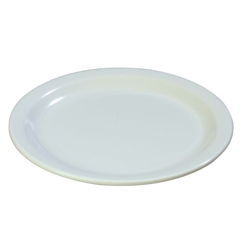 Dinner Plate 9 Inch Melamine Dallas Ware White