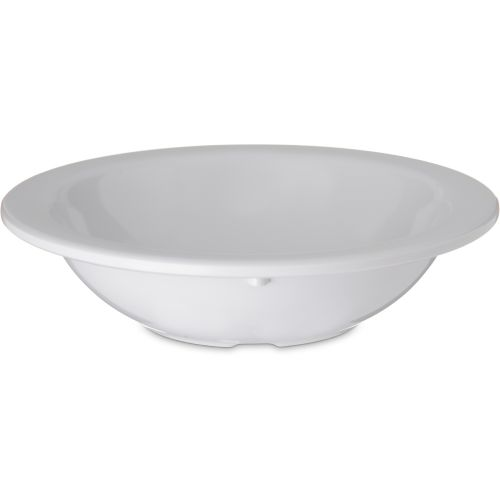 Grapefruit Bowl 10 Oz. Melamine Dallas Ware White