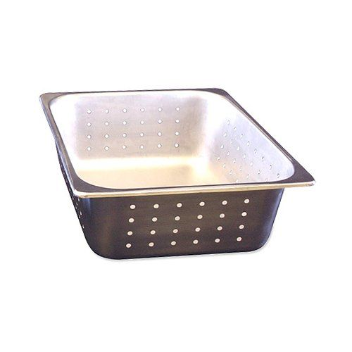 Half Size Perforated Pan