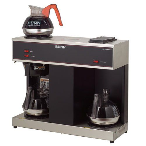 Commercial Coffee Maker, Coffee Brewer, 3 Warmer, Pourover Coffee Maker