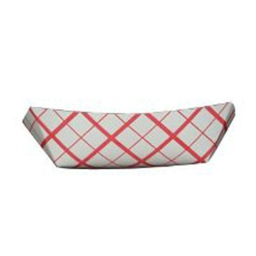 Paper Food Tray, 3 Pound, Case of 500