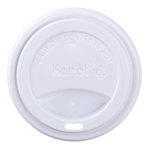 LID SIPPER DOME WHITE