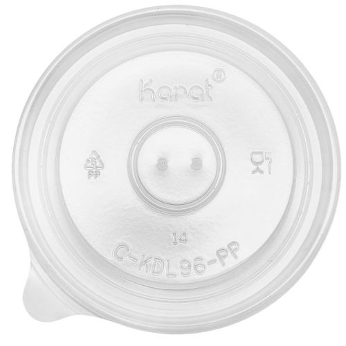 LID VENTED FOR 6-16 OZ GOURMET