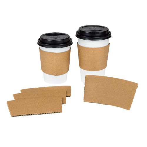 Traditional Cup Jackets fits 10 - 24 oz (Case of 1000)