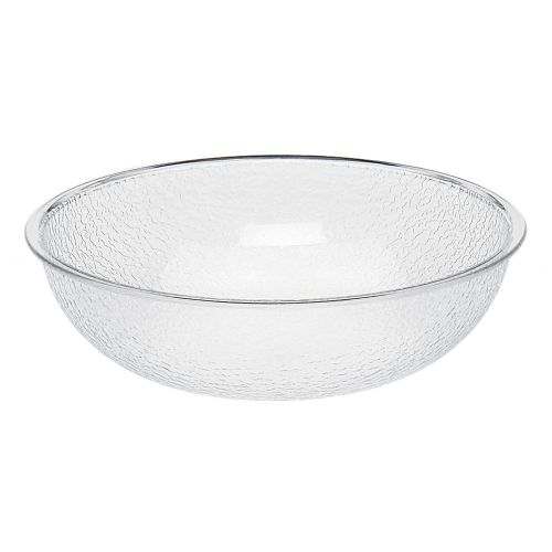 Cambro PSB10176 Camwear Pebbled Salad Bowl - 10""