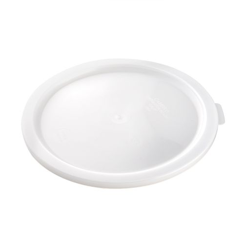 Snap-On Lid for 6 & 8 Quart Round Poly Food Storage Containers