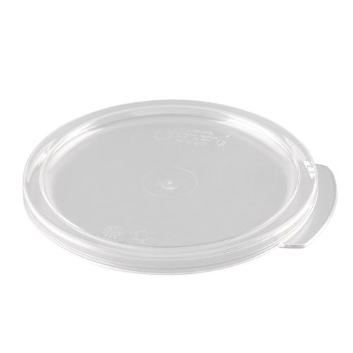 Round Food Storage Container Cover for 1 Qt. Container